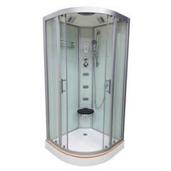 Гидромассажный душевой бокс VERONIS BN-5-90 XL 90*90*220